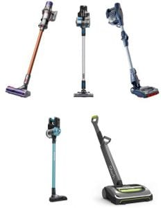 best cordless vacuum cleaners uk