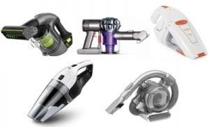 best handheld vacuum cleaner top picks