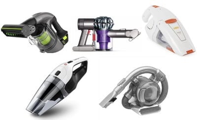 best handheld vacuum cleaner top picks