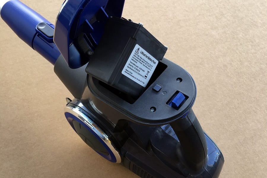 A Guide To The Cordless Vacuum Lithium-Ion Battery