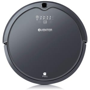 eventer robotic vacuum
