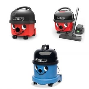 the best numatic henry hoovers