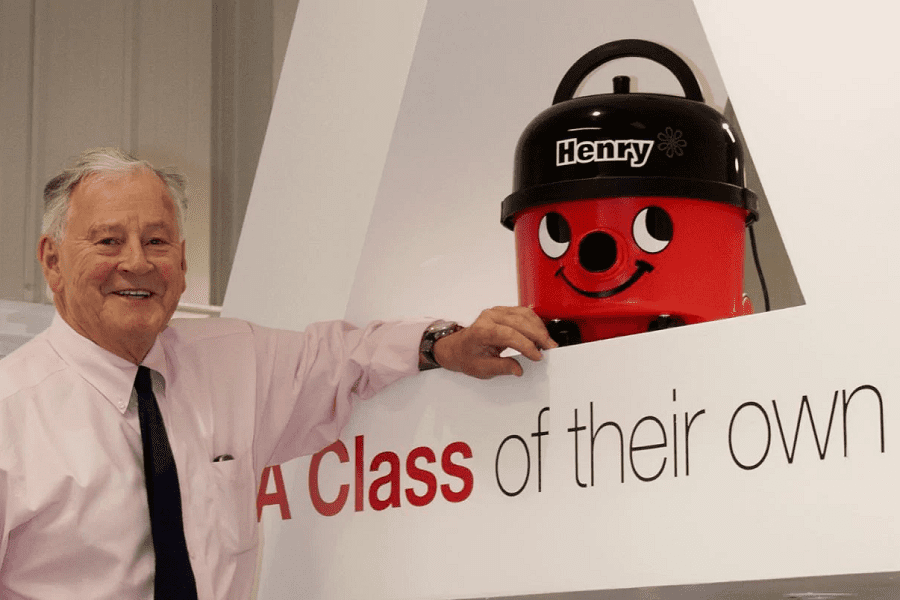 The History Of Henry The Hoover