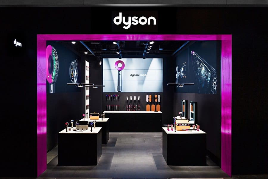 The History of Dyson