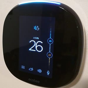 ecobee4 smart home device