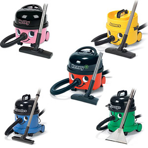 Henry Hoover – The Full Lineup