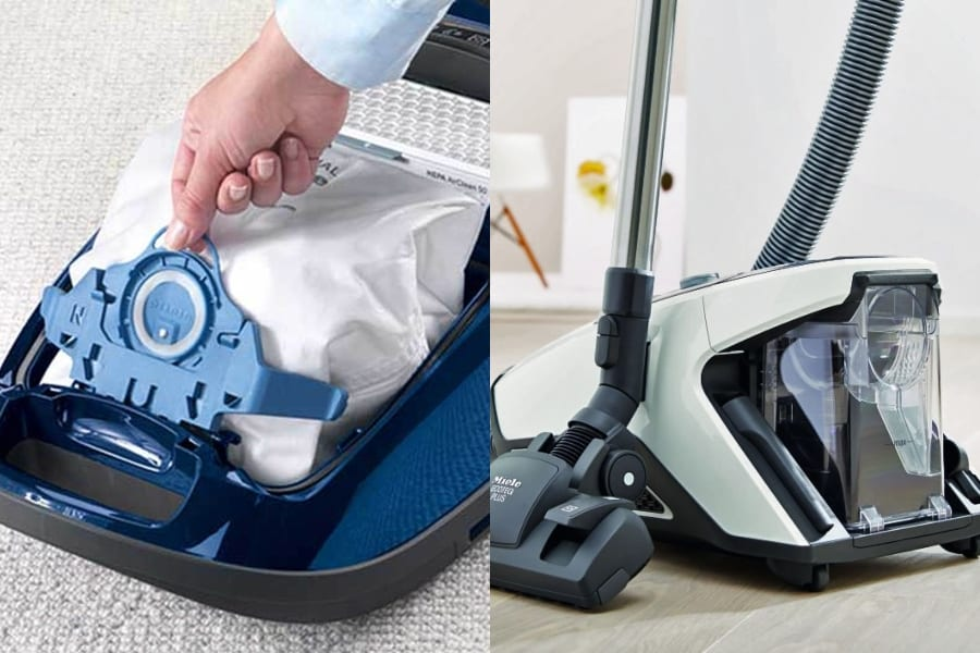 Bagged vs Bagless Vacuums - Pros and Cons of Each