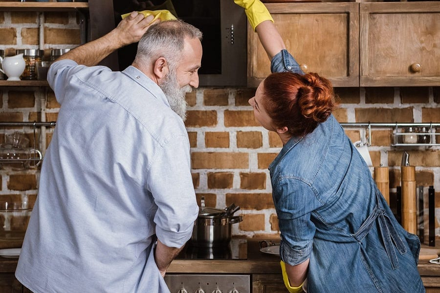 Home Cleaning Tips for Seniors