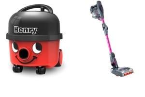 bagged or bagless vacuum cleaner