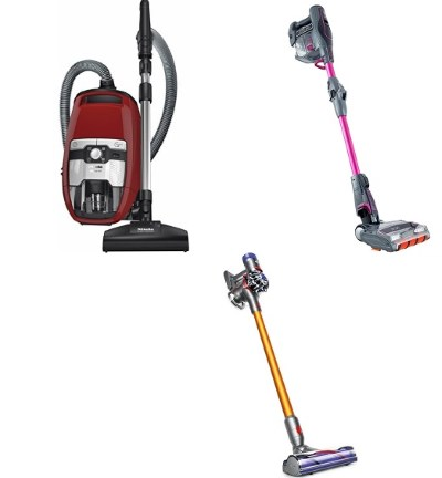 Best Bagless Vacuum Cleaner 2019 – UK Reviews