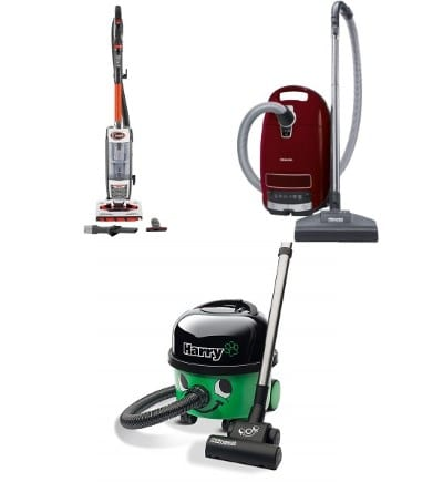 Best Vacuum Cleaner For Carpets 2019: UK Reviews