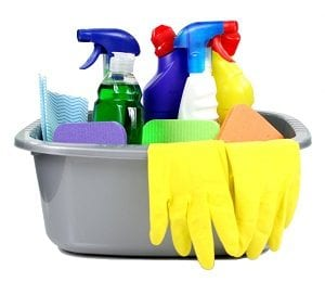 cleaning supplies you need for business