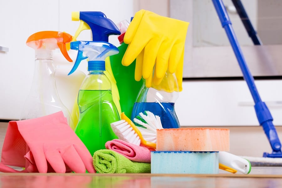 Cleaning Supplies You Need to Start a Cleaning Business