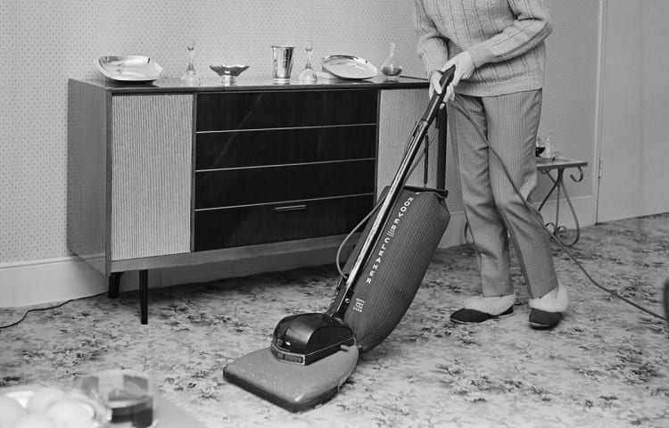 When Was The Vacuum Cleaner Invented