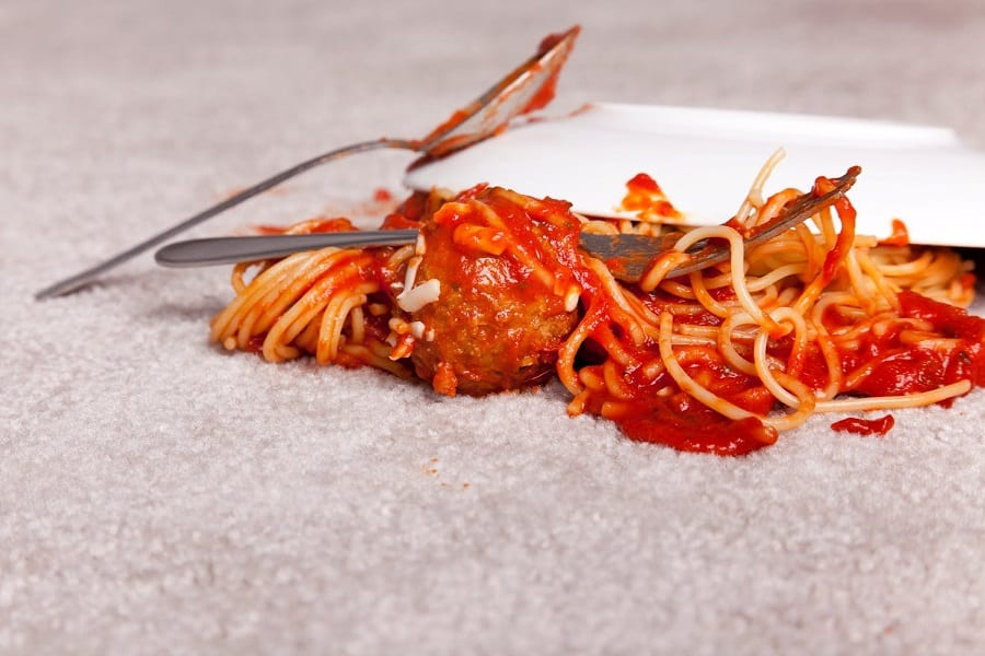 How To Get Tomato Sauce Stain Out Of Carpet