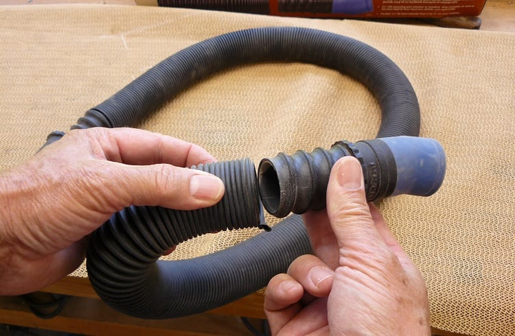 attachment for the hose