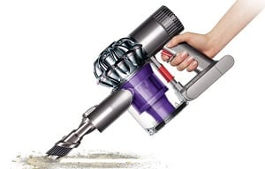 dyson v6 features a trigger switch