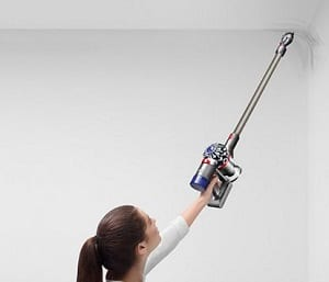 dyson v8 animal is cordless