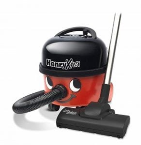 henry hoover xtra vacuum cleaner is great for all surfaces