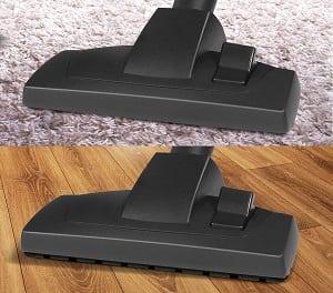 hetty vacuum floorhead works on all surfaces