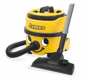 numatic james hoover vacuum cleaner
