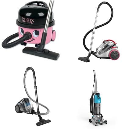 best budget vacuum cleaner under £100 - can cheap be good?