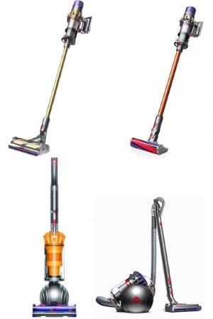 best dyson vacuum uk