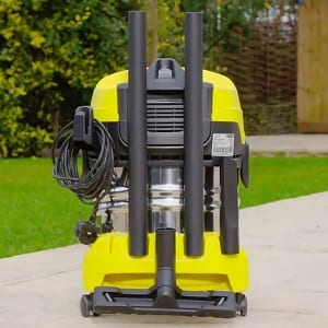 karcher wd4 wat and dry cleaner