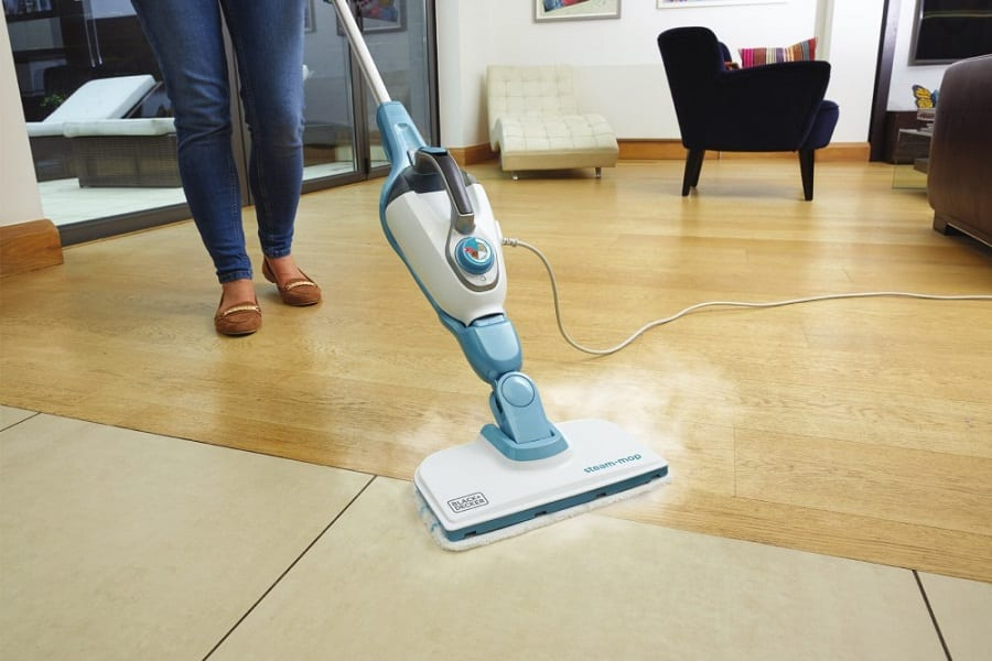 How To Steam Clean Carpet With A Steam Mop 2