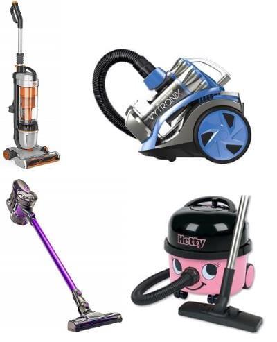 best budget vacuum cleaner under 100 uk
