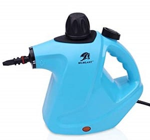 handheld steam cleaner for cleaning vertical blinds