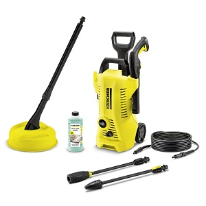 Karcher K2 Pressure Washer Review: Full Control Patio Cleaner