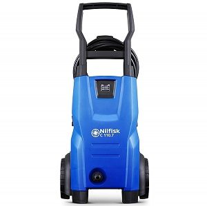 nilfisk c110 review pressure washer