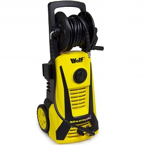 wolf pressure washer review