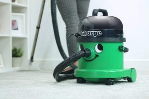 Numatic George Vacuum Cleaner Review - Part Of The Henry Hoover Family