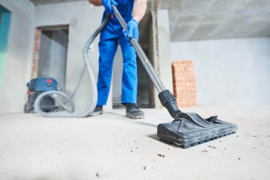Best Vacuum Cleaner for Builders Dust