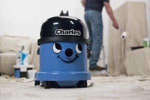 Numatic Charles CVC370 Wet & Dry Vacuum - UK Review