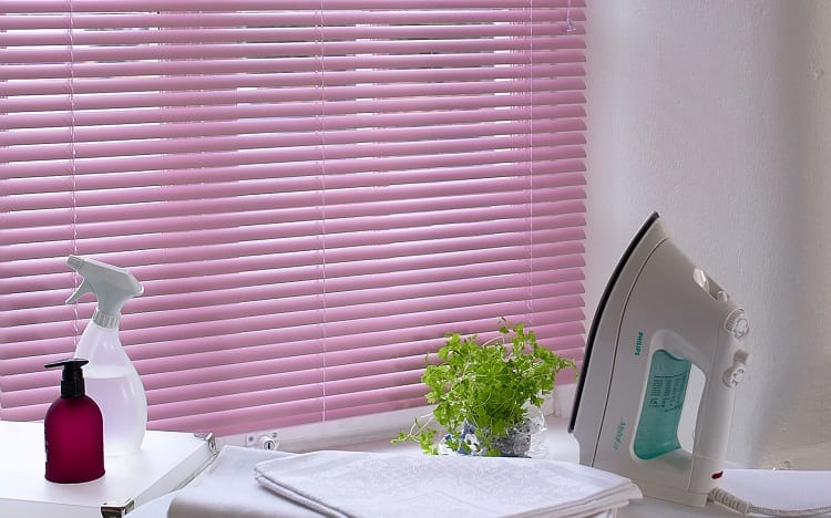 Dealing with Stains on your Fabric Vertical Blinds