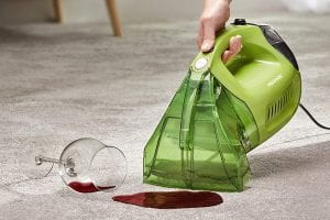 Maxi Vac Handheld Carpet Cleaner Review: Cheap Spot Cleaner