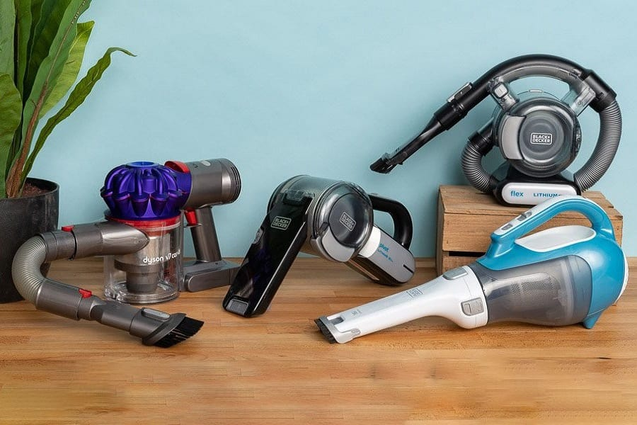 The Best Handheld Vacuum Cleaners: Reviews Of The Latest Cordless Hoovers In The UK