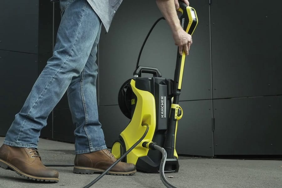 Karcher K5 Review: Premium Full Control Pressure Washer