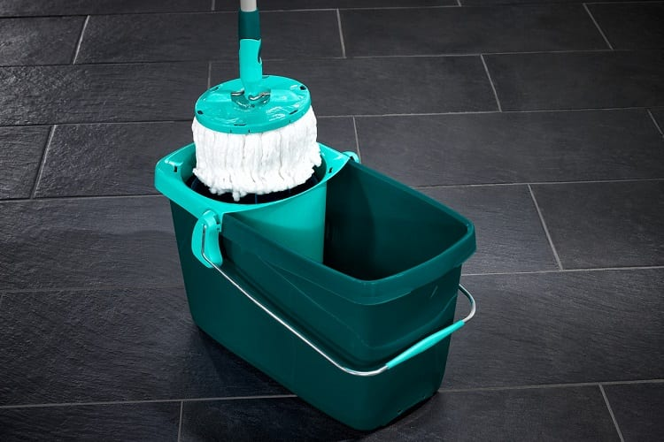 Mop and Water