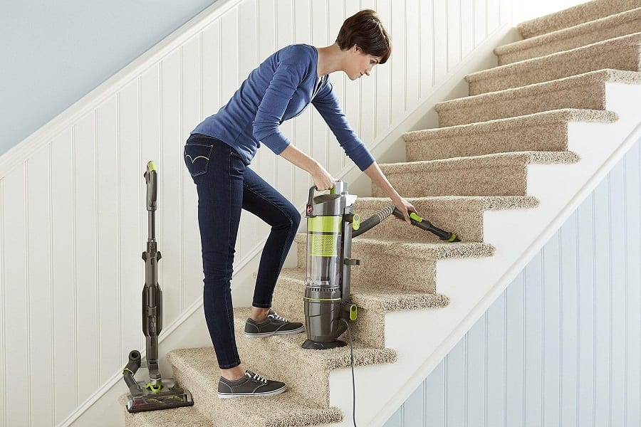 Discover Which Vacuum is Best for Cleaning Stairs - UK Hoover Reviews