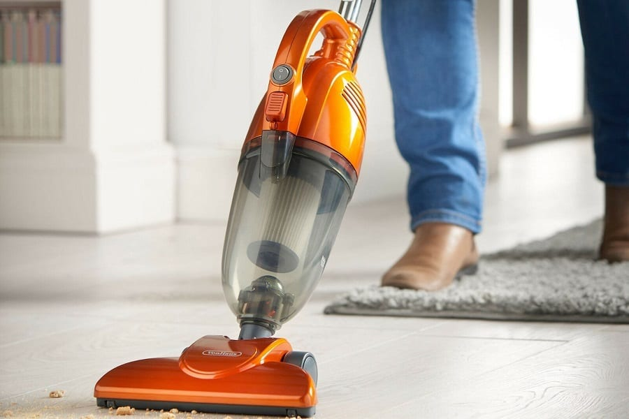 VonHaus Vacuum Review: Affordable 2-in-1 Corded Stick Vacuum