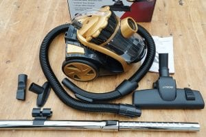 Vytronix VTBC01 Review: Affordable Bagless Cylinder Vacuum Cleaner