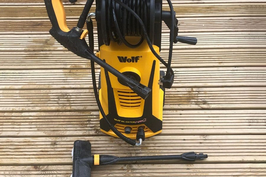 Wolf Pressure Washer Review: Blaster Max 2 Electric Washer