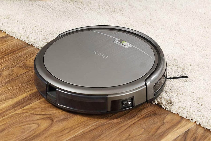 iLife A4s Robot Vacuum Cleaner - UK Review