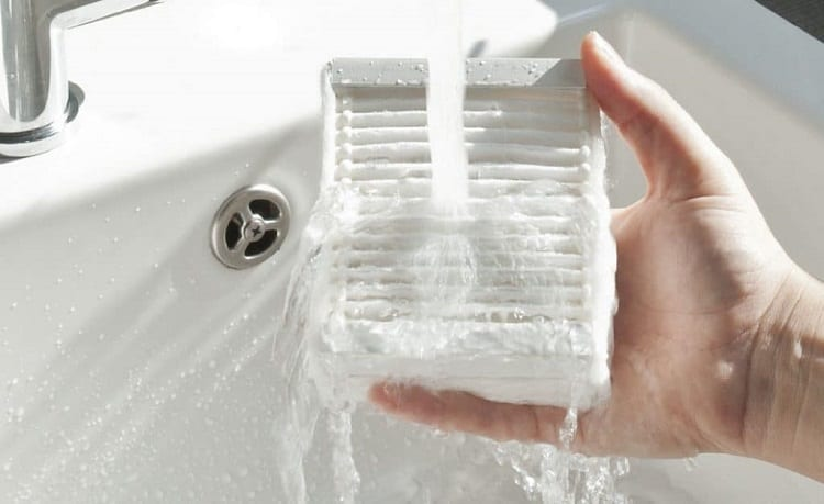 Wash the Filters at Regular Intervals
