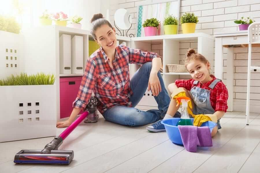 Smarter Ways to Clean Your Home from Top to Bottom