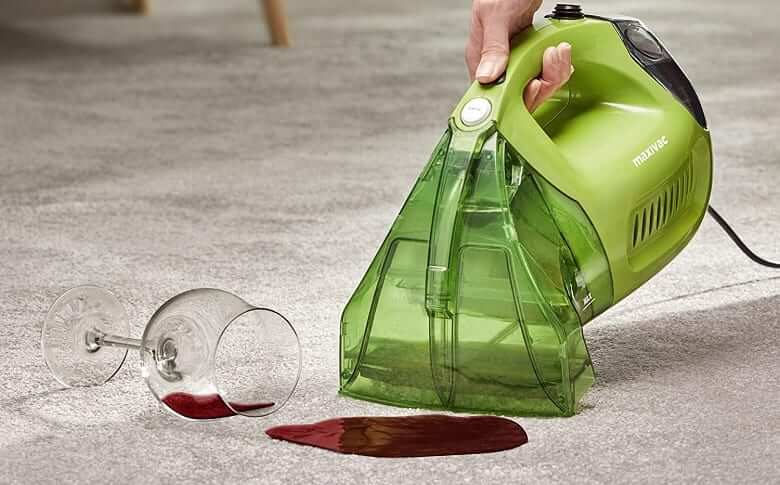 Electric Carpet Rug Spot Cleaner by Maxi Vac